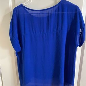 Poetry Tops - Blue top